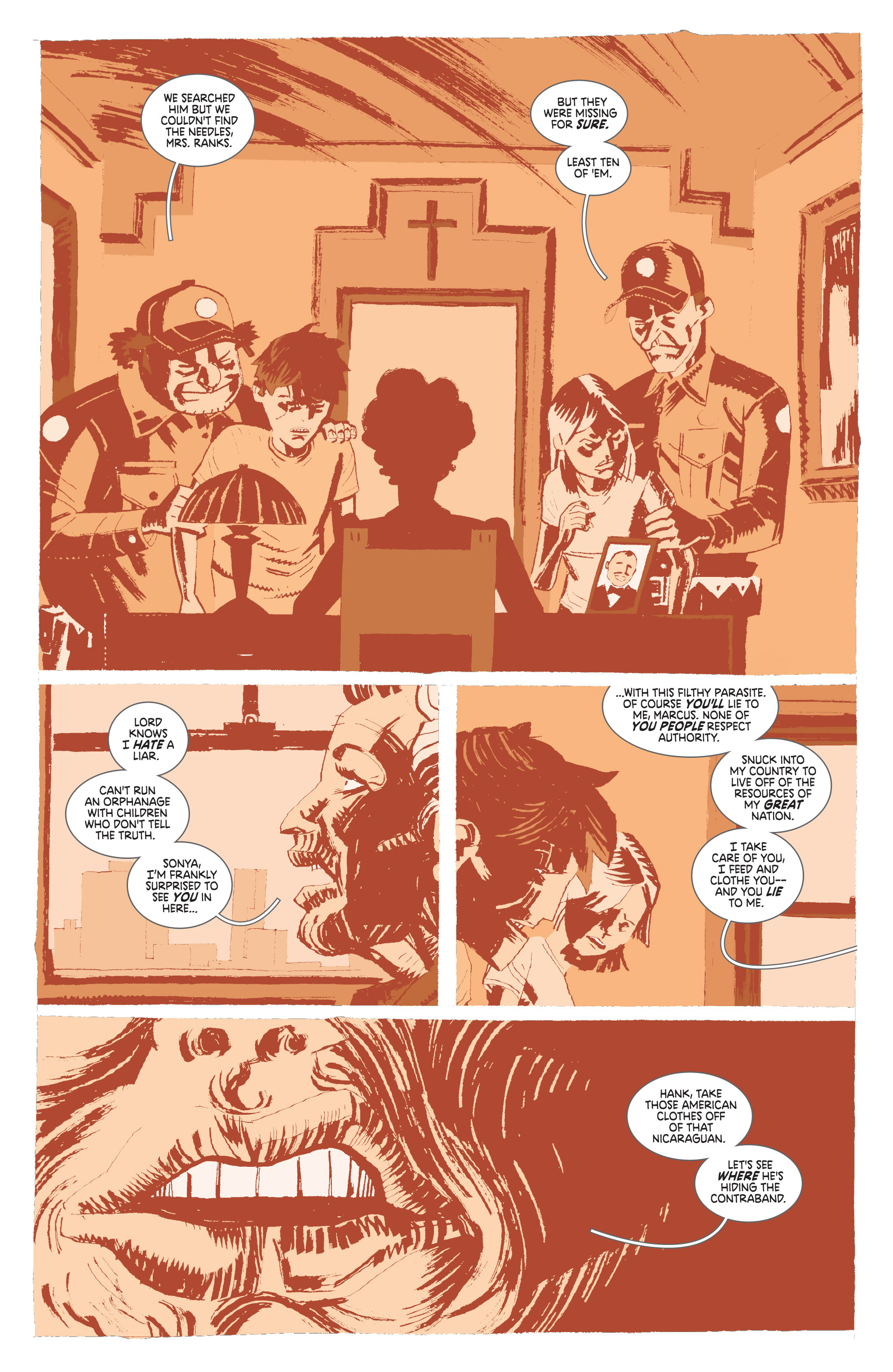 Read online Deadly Class comic -  Issue #8 - 11