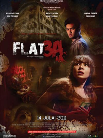 Review Filem Flat 3A