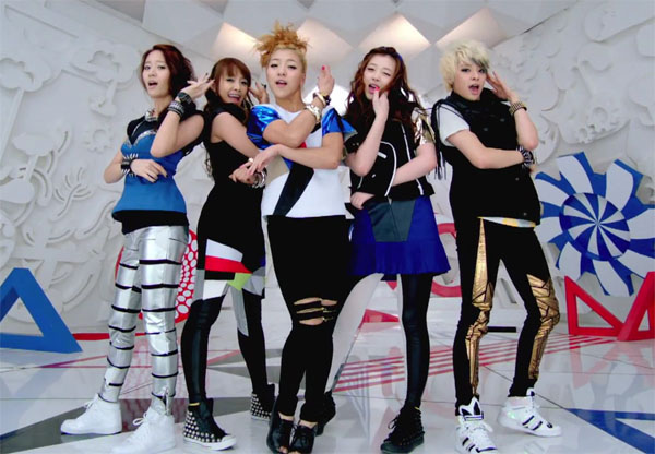 Kpop F(X)