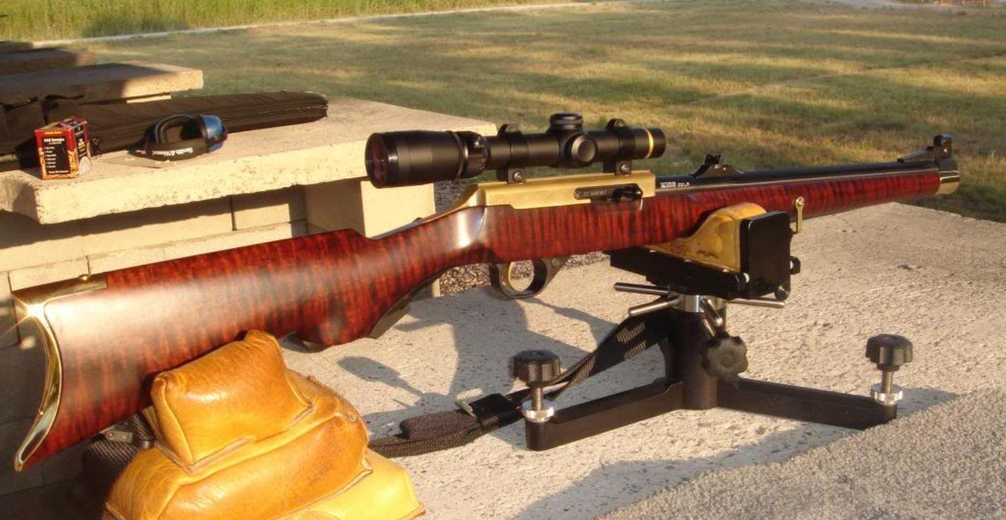 TINCANBANDIT's Gunsmithing: March Gun Porn: Custom Ruger 10/22s