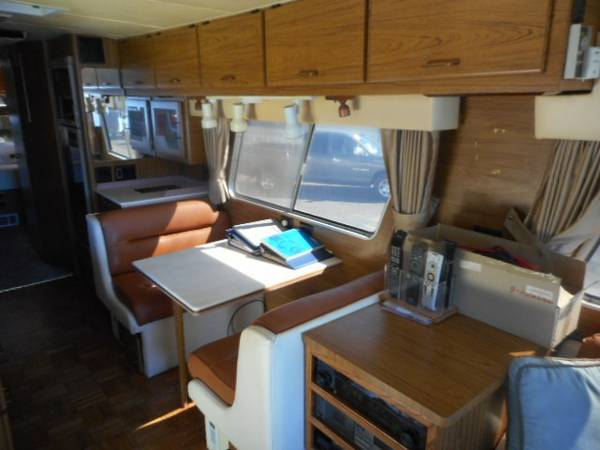 Used Rvs 1983 Newell Private Coach For Sale By Owner