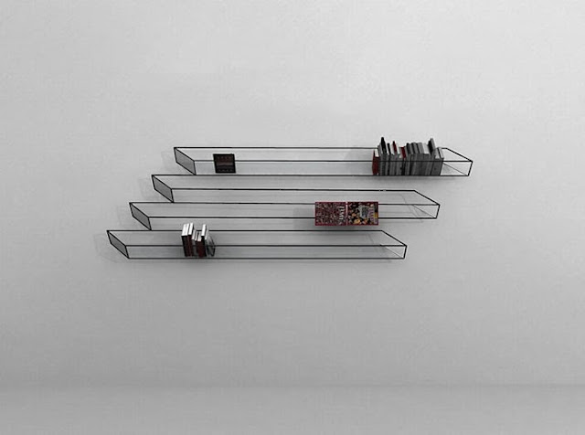 Innovative Bookshelves and Coolest Bookcases (15) 6