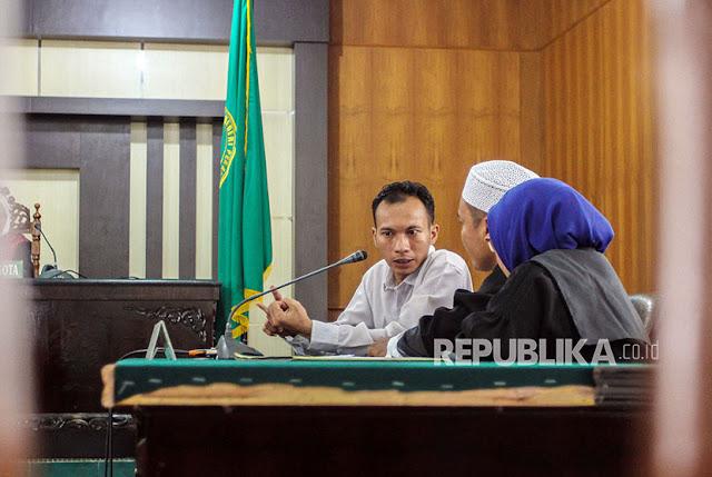 Hakim: Saracen tak Terbukti Sebarkan Ujaran Kebencian