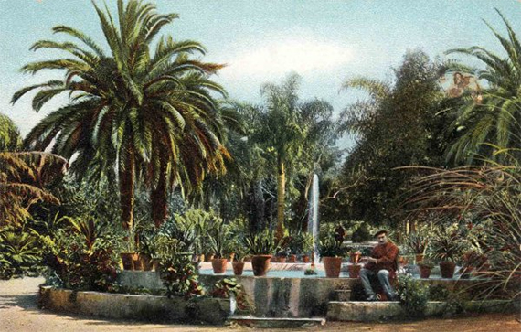 Jardín de aclimatación de La Orotava