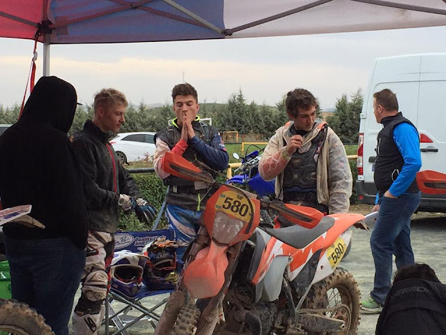 ISDE 2016. Navarra. Spain. DAY ONE. USA Strikes Back.