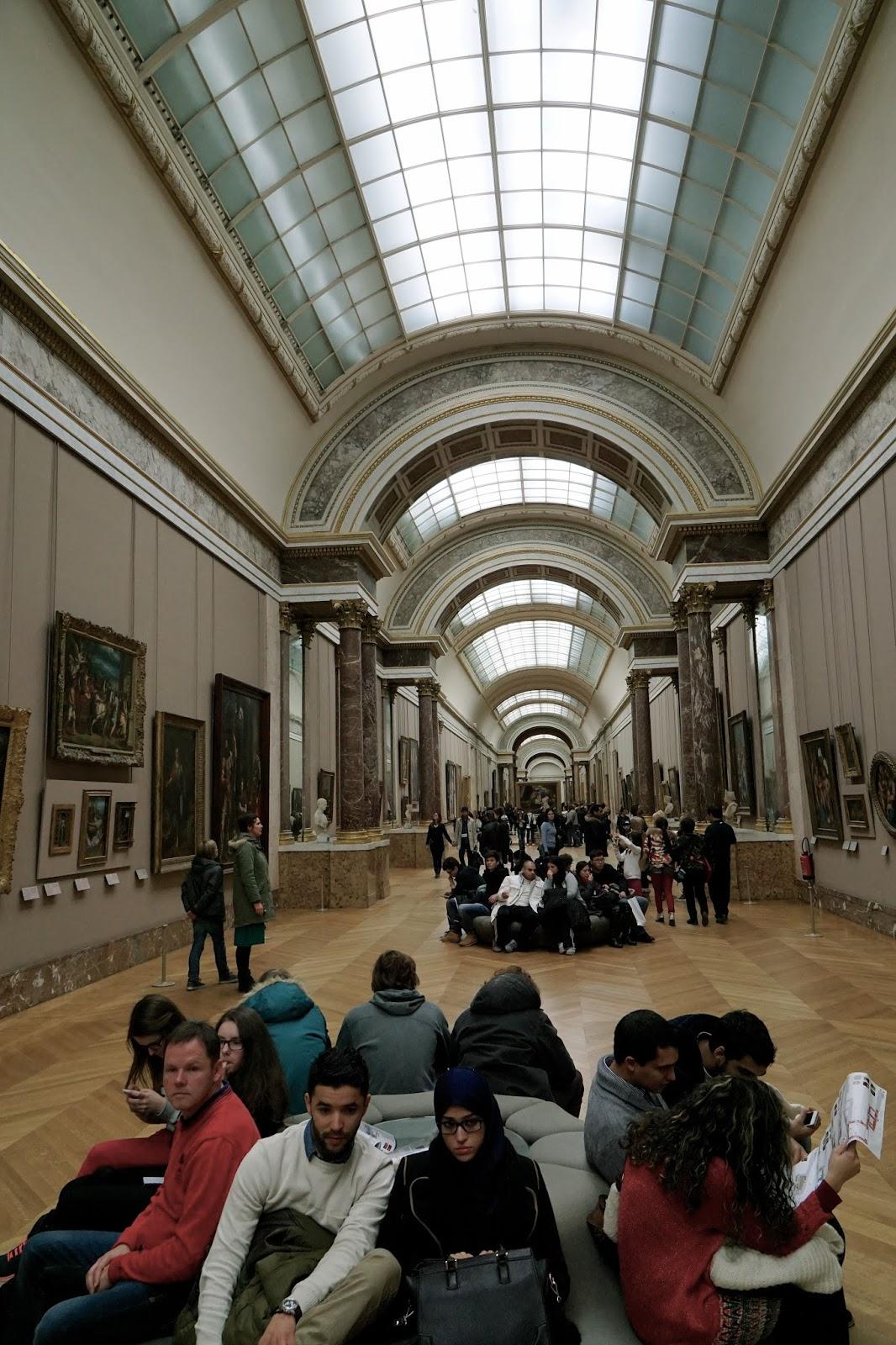 グランド・ギャラリー(La Grande Galerie)