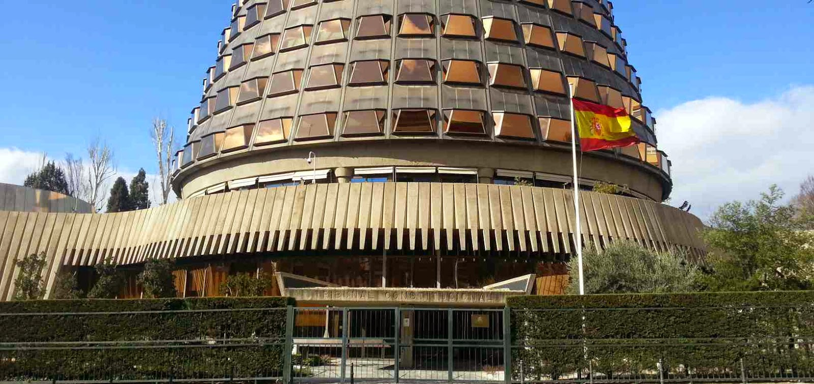 Tribunal Constitucional y Constitucion