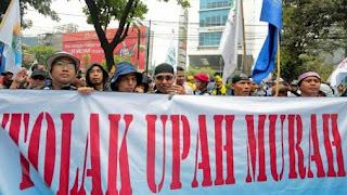 Daftar UMR dan UMK Jawa Tengah Tahun 2017