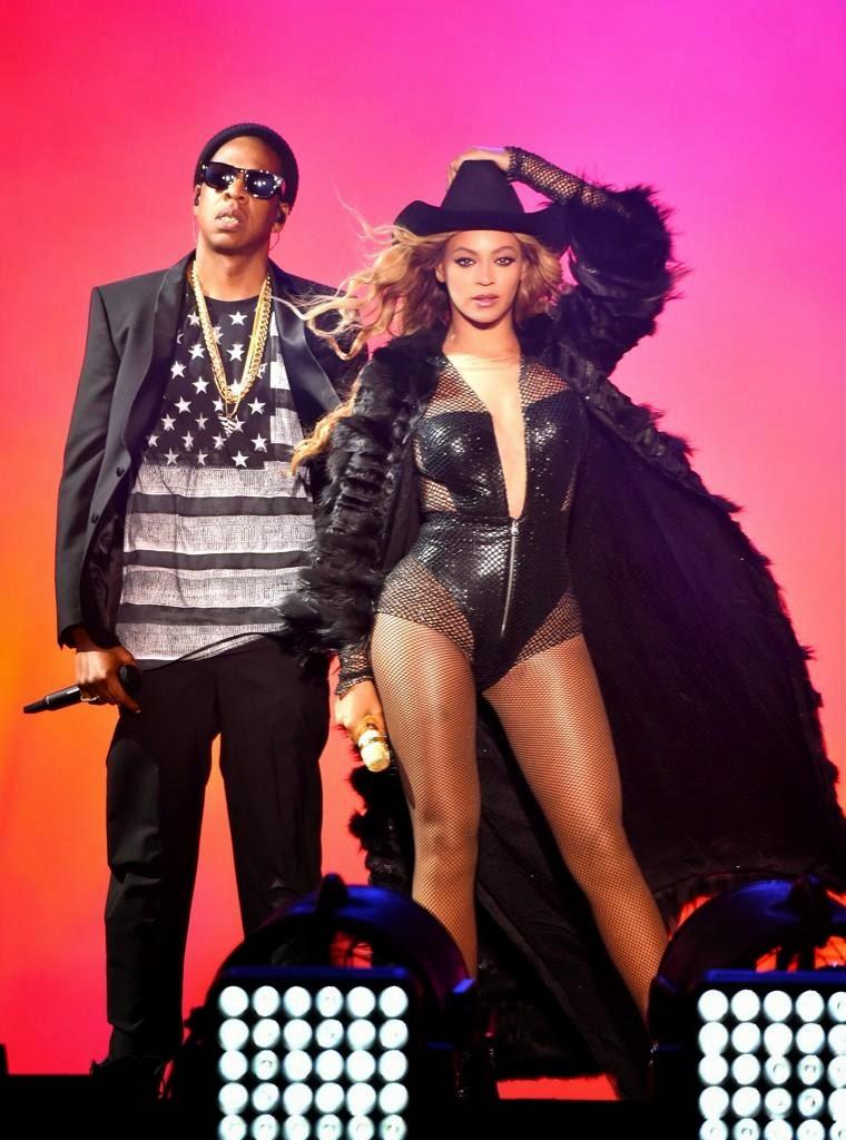 17e1b758a Durante el transcurso de la semana se pudo ver a Beyoncé