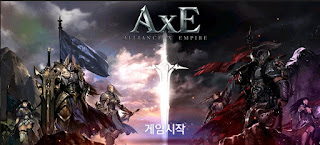 Alliance x Empire 액스(AxE) Apk Full Cara Install Game Login