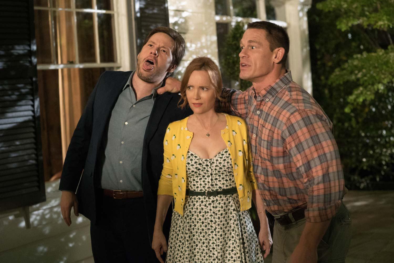#sexpact - pelicula - los padres -  Leslie Mann, John Cena, Ike Barinholtz
