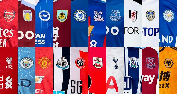 Premier League Football 2020//21 Genuine PU-Leather Quality Football Size 3,4,5