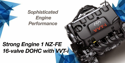 engine new vios