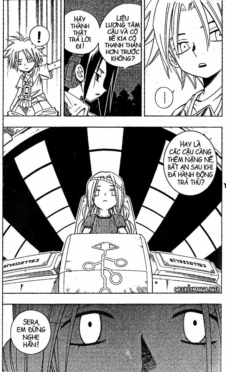 Shaman King [Vua pháp thuật] chap 192 trang 3