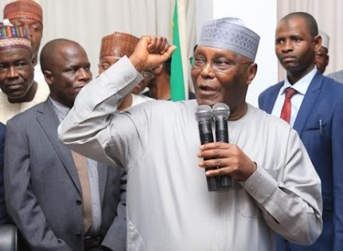 2019 Election: I Will Return Adamawa To PDP- Atiku