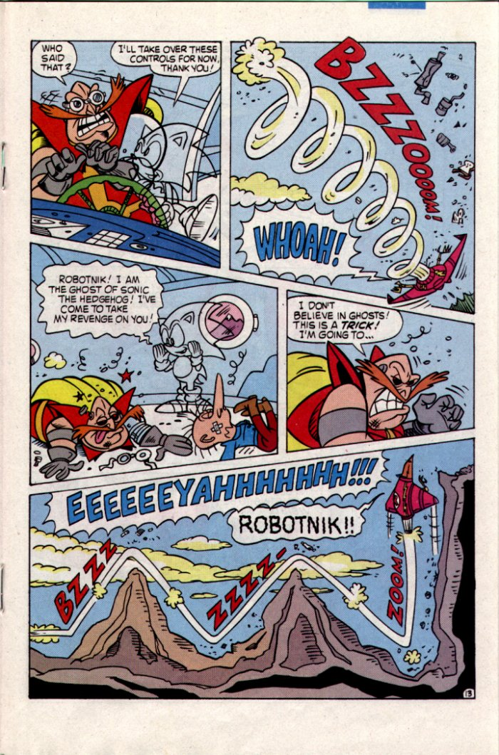 Read online Sonic The Hedgehog comic -  Issue #20 - 15