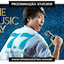 PROGRAMAÇÃO - THE MUSIC DAY & ARASHI NI SHIYAGARE SP: 07/07/2018