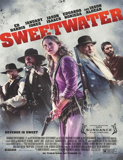Ver Sweet Vengeance (Sweetwater) (2013) Online