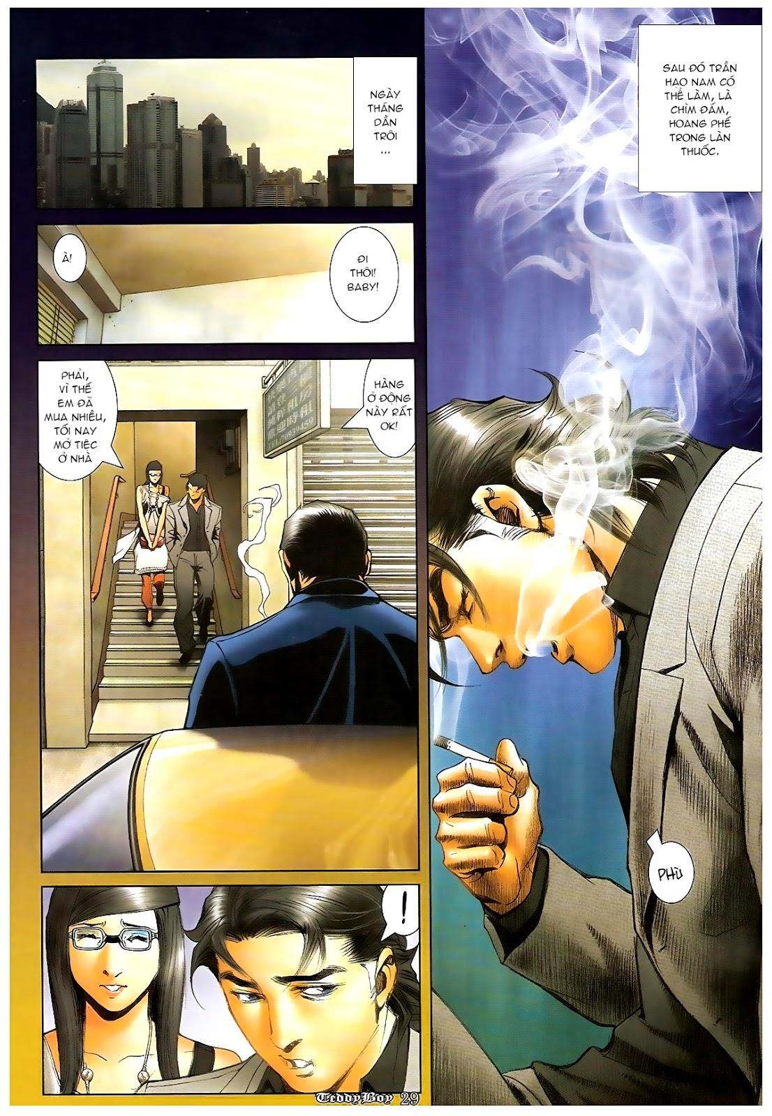 Người Trong Giang Hồ - Chapter 1210: Giải tán - Pic 28