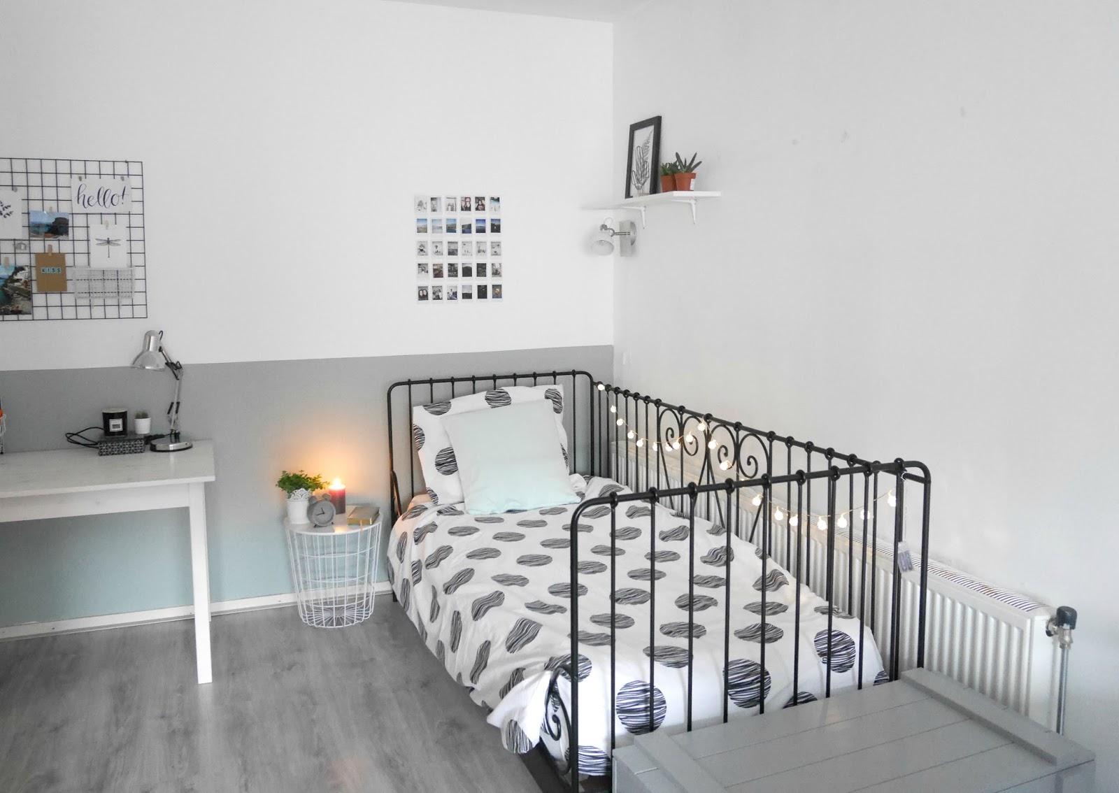 Interieur je slaapkamer een make over geven met een klein budget the budget life low budget - In een kamer ...