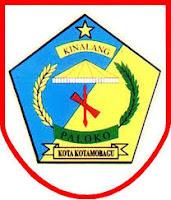 Lambang / Logo Kotamobagu