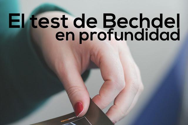 Test de Bechdel ejemplos