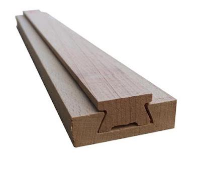 ray trượt ngăn kéo gỗ