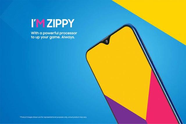 Spesifikasi dan Harga Samsung Galaxy M20 RAM 3GB / 32GB