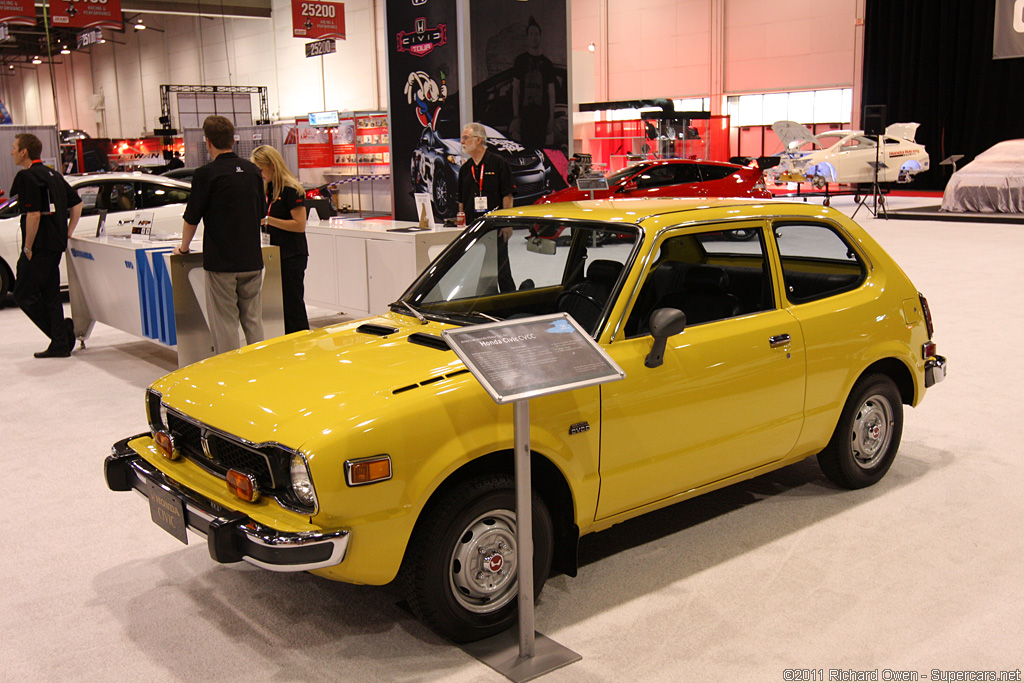 AUTOS IMÁGENES AXEL: Honda Civic CVCC 1975