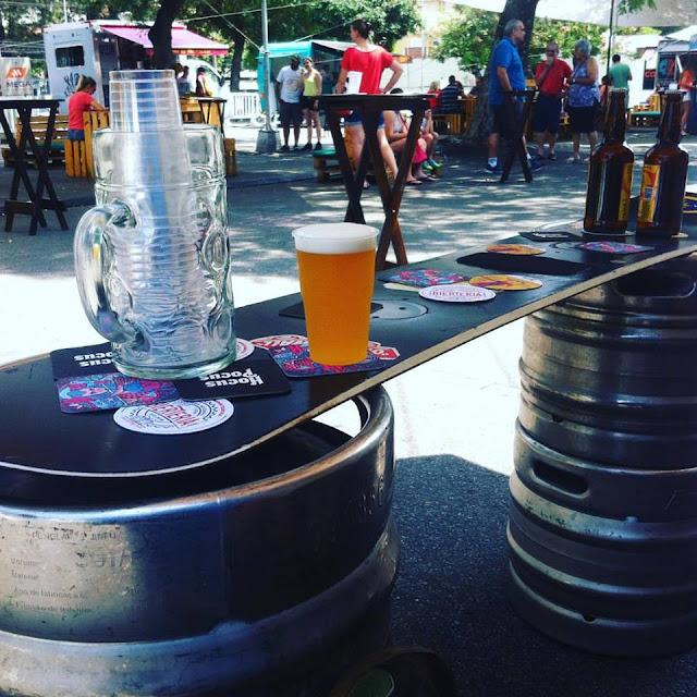 Festival de cerveja acontece no feriado