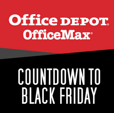 Office Depot Counts Down to Black Friday