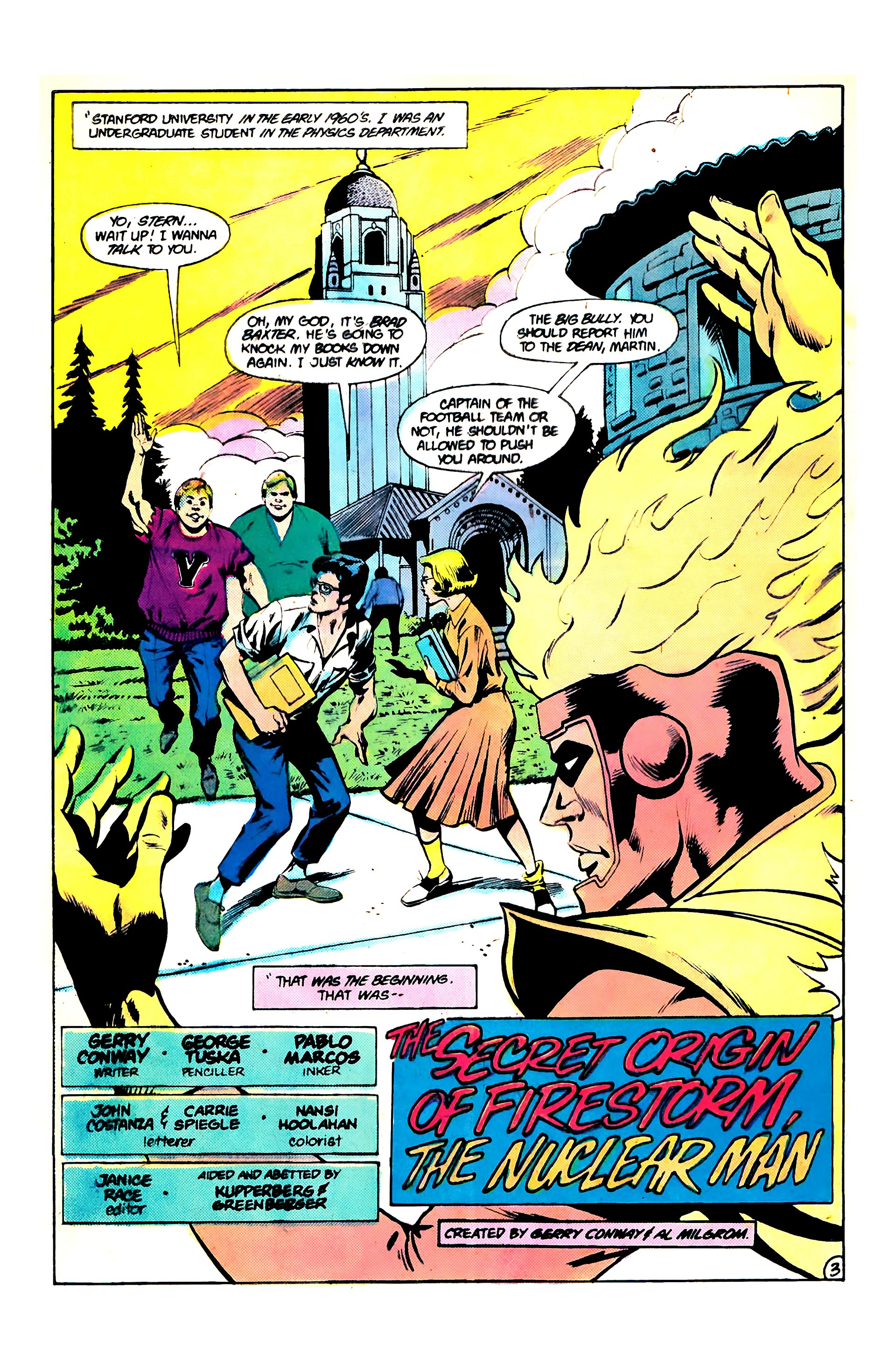 Read online Secret Origins (1986) comic -  Issue #4 - 5