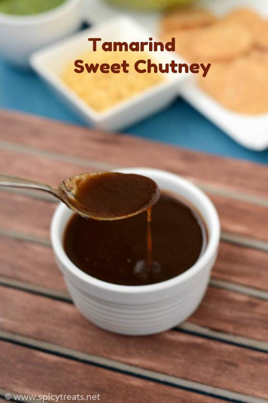 Tamarind Sweet Chutney