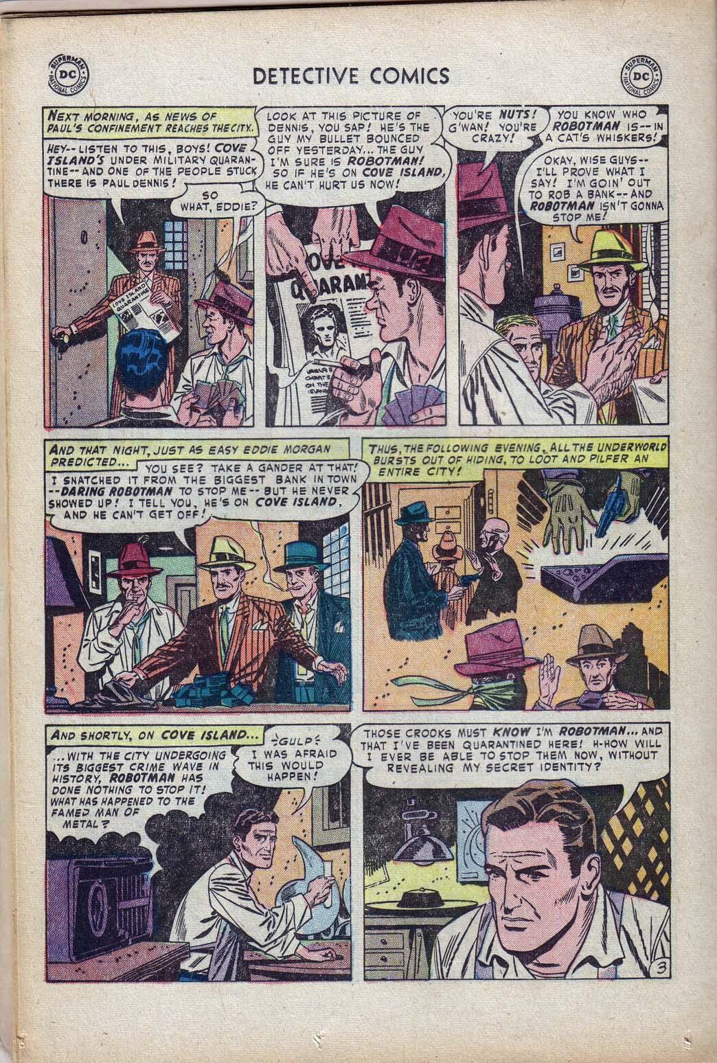 Read online Detective Comics (1937) comic -  Issue #190 - 26