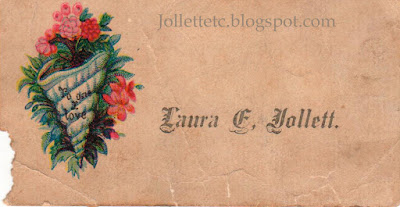 Laura Jollett calling card  https://jollettetc.blogspot.com