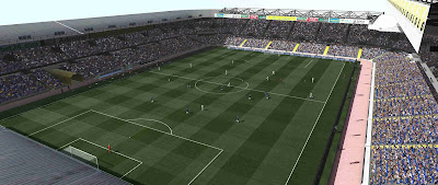 PES 2019 Stadium Elland Road by Orsest