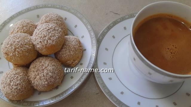 Yok böyle bir lezzet nefis Kahve yanı kurabiyesi kahve yanı kurabiye nasıl yapılır ?