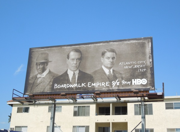 Boardwalk Empire 4 Atlantic City New Jersey 1924 billboard