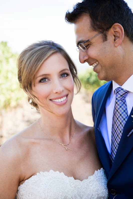 Julia + Mihir | St. Francis Winery | Wine Country Wedding