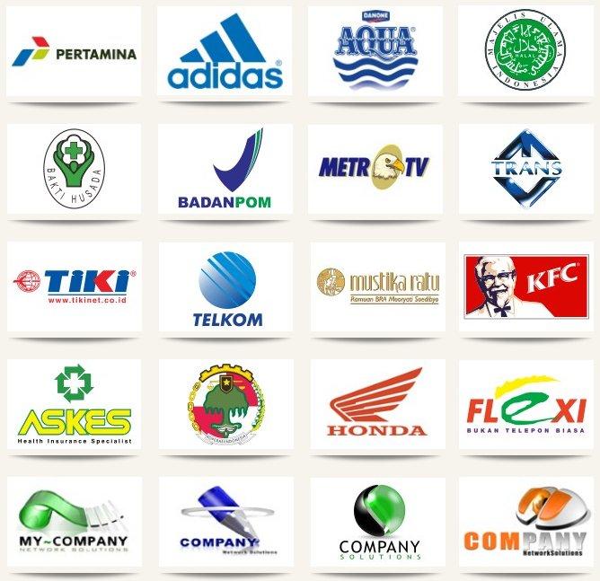 Contoh Spanduk: Kumpulan Contoh Desain Logo Coreldraw Dan Photoshop