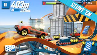 Hot Wheels: Race Off Mod Apk v1.1.11275 Free Shopping for android