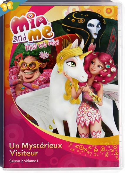 Mia & Me : Un Mystérieux Visiteur - Saison 2 Volume 1