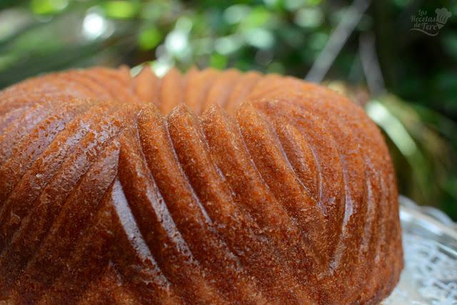 Bundt cake de mandarina 01