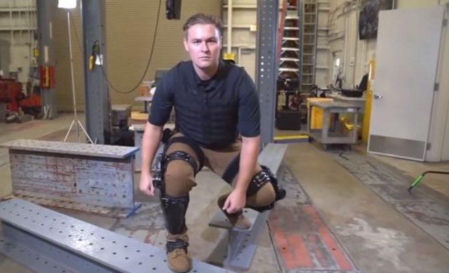 Οι Αμερικανοί κατασκευάζουν τον «εξωσκελετό του Iron Man» για τους υπερήρωες στρατιώτες τους (βίντεο)