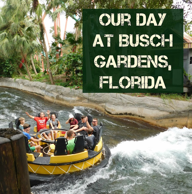 Busch Gardens - Our Unschooling Journey blog