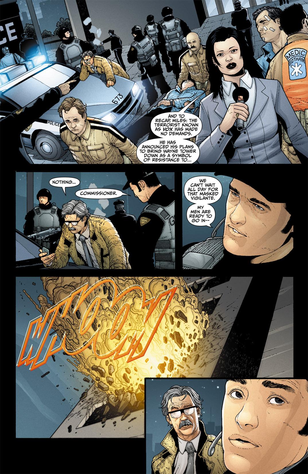Detective Comics (1937) 830 Page 4
