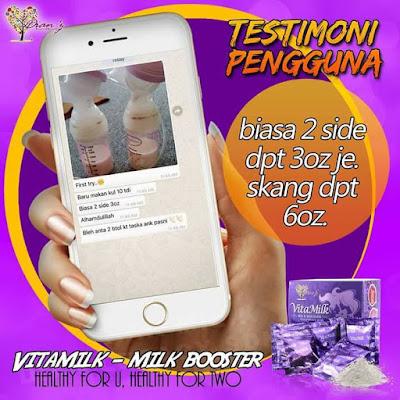 Dianz Vitamilk Booster - Dianz Legacy