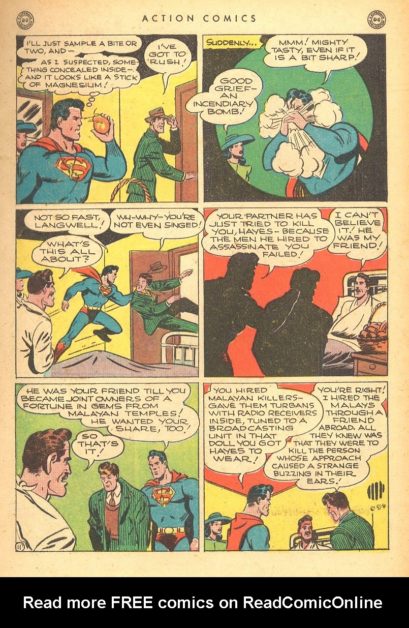 Read online Action Comics (1938) comic -  Issue #99 - 13