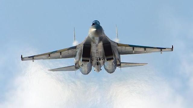 Pengandaan Pesawat Tempur Sukhoi SU-35 Gunakan Kredit dari Rusia