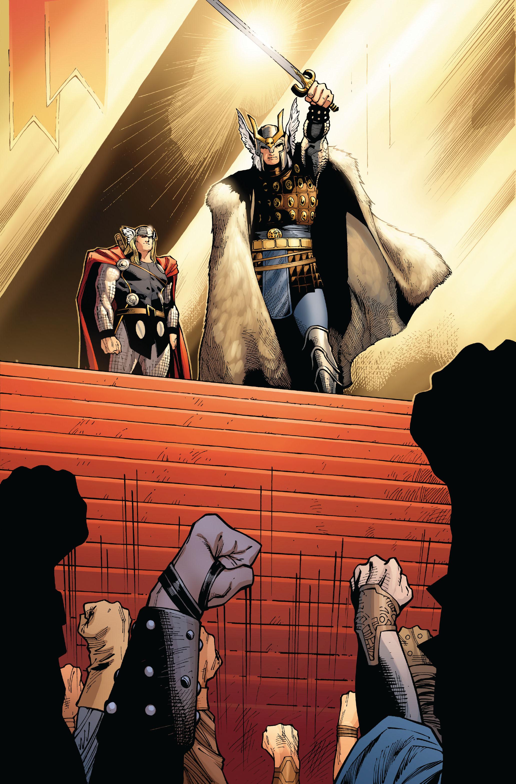 Thor (2007) Issue #10 #10 - English 21
